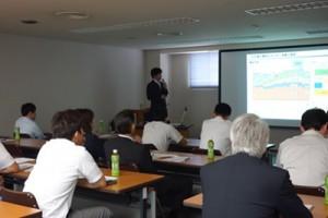 省エネルギーセミナー専門家による講演