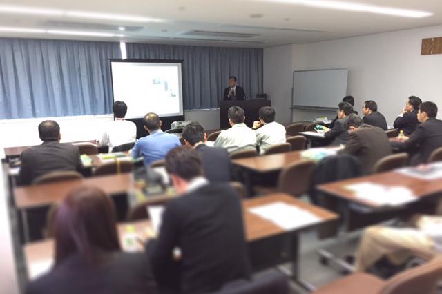 三井住友銀行共催セミナーの様子